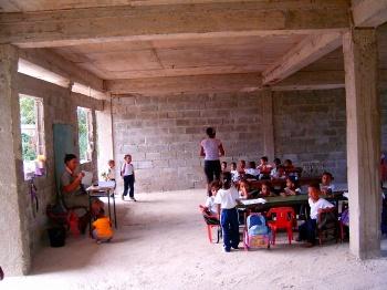 dominicanrepublicfirstdayofnewschool